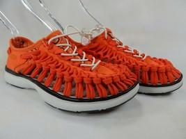 Keen Uneek O2 Taille 9 M (D) 42 Homme Sport Sandales Tango Rouge / Orange