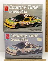 Vintage 1990 AMT Ertl 1:25 Model Kits Country Time Pontiac Grand Prix #6... - $18.69
