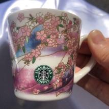 Starbucks SAKURA Demitasse Cup 2011 Cherry blossoms Limited to regions i... - $100.00