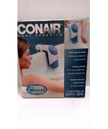 Conair Body Benefits Powerful Water Jet Bath Spa BTS1 Dual Water Jet Action - $49.99