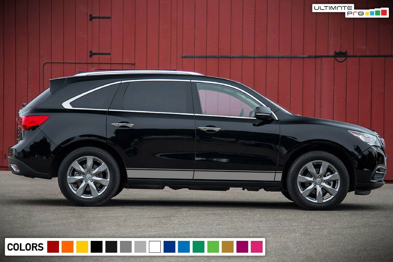 Sticker Decal Stripe For Acura Mdx Xenon And Similar Items