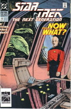 Star Trek: The Next Generation Comic Book #17 DC Comics 1991 VERY FINE- - $2.75