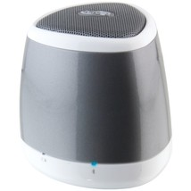 iLive Blue iSB23S Portable Bluetooth Speaker (Silver) - $49.58 CAD