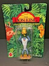 Disney The Lion King Collectible Figure Rafiki & Baby Simba Mattel 1994 Vintage - $19.75