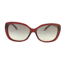 New Tiffany & Co. Sunglasses TF 4106-B-8003-3C Wine/Gold Acetate 57 15 140 - $166.25
