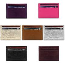 Otto Angelino Genuine Leather Wallet - Bank Cards, Money, Driver's License, RFID image 6
