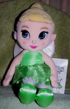 "Disney Animator's Collection  Plush TINKER BELL 12"" Doll NWT - $15.88"