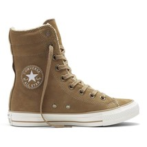 Converse Chuck Taylor All Star Hi Rise Beige Dune Sand 553421C Womens Shoes - $64.95