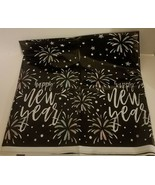 Happy New Year! Plastic Tablecover Tablecloth Decoration Eve Party Celeb... - $3.59