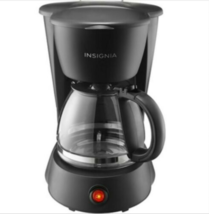 Insignia - 5-Cup Coffeemaker - $19.99