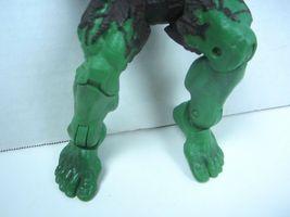 "2003 Hulk the Movie Action Figure Universal Marvel Throwing Smash Arms 8"" image 3"