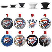 Oklahoma City Thunder Pop up Holder Expanding Stand Grip Mount popsockets  - $12.99