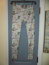 Capelli New York Seamless Leggings BFF Cat Dog Size M/L Girl's NWOT - $19.75
