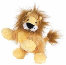 Lion King of the Jungle Webkinz HM006 Stuffed Beanbag Animal Plush No Code - $4.74
