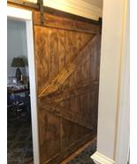Interior sliding barn door - $649.00