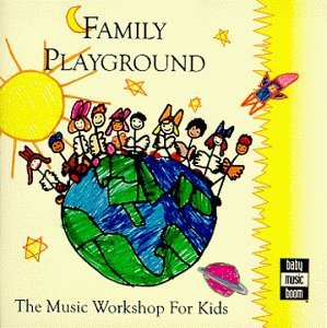 Family Playground [Audio CD] Music Workshop for Kids