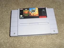 Desert Strike: Return to the Gulf (Super Nintendo SNES 1992)  - $7.91