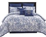 Celeste blue comforter front 4200x2520 thumb155 crop
