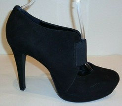 Jessica Simpson Size 10 M KINGSLY Black Suede Pumps Heels New Womens Shoes - $35.40