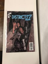 District X #5 - $12.00