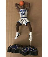 Shaquille O'Neal Dunking Figure With Stand - $10.00