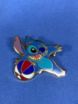 DLR Mickey's All American Pin Festival Summer Games 2004 Stitch Disney DRL DCA - $19.99