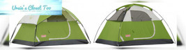 Coleman 2-Person Sundome Tent, Green (Renewed) - $48.98