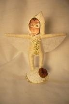 Vintage Inspired Spun Cotton, Ghost Boy Halloween - €34,86 EUR