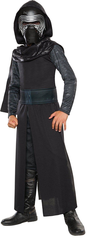 Rubies Star Wars Kylo Ren Skywalker Children Boys Kids Halloween Costume 620084