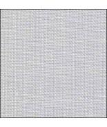 Silver Moon 36ct Edinburgh Linen 18x27 1/4yd cut cross stitch fabric Zwe... - $14.85