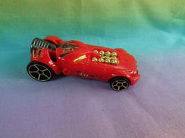 Hot Wheels McDonald's 2009 Mattel Red Sports Car - As Is - $1.27
