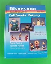 Disneyana Collectors Guide to California Pottery 1938-1960 Hardback Fric... - $18.76