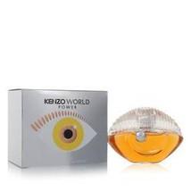 Kenzo World Power Perfume By Kenzo 2.5 oz Eau De Parfum Spray For Women - $80.78