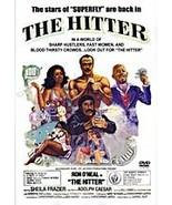 The Hitter DVD - Superfly stars Blaxploitation Action Adventure movie - $23.50
