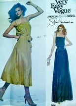 Vogue Pullover Loose Gown Stan Herman - $55.00