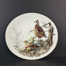 """Vintage Johnson Brothers Platter Game Birds Roughed Grouse 11 1/8"""" X 10 ... - $9.99"""