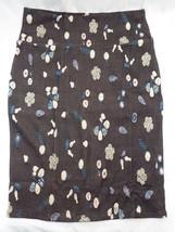 Womens LuLaRoe Cassie Skirt M Black Brown Pink Beige NWT - $36.17