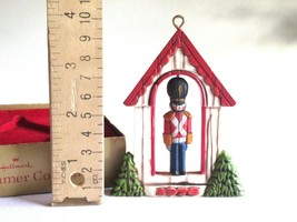 1978 Hallmark Guard Soldier House Tree Trimmer Collection Twirl About Motion - $7.99