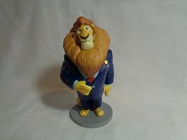 Disney Store Authentic Disney Zootopia Mayor Lionheart PVC Figure or Cak... - $3.47