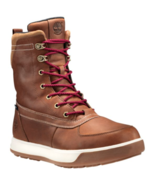 TIMBERLAND A189K TENMILE MEN'S BROWN WATERPROOF INSULATED LEATHER BOOTS ... - $99.99
