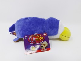 Jay@Play The Original FlipaZoo Mini Plush - Milo Penguin & Wilder Bulldog - $8.54