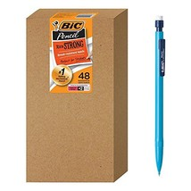 BIC Xtra-Strong Mechanical Pencil, Colorful Barrel, Thick Point (0.9mm),... - $21.27