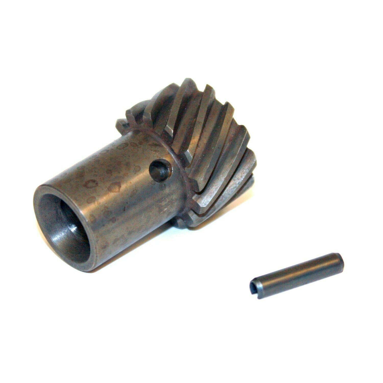 Steel Distributor Gear Reverse Rotation for Marine Billet Distributors SBC BBC