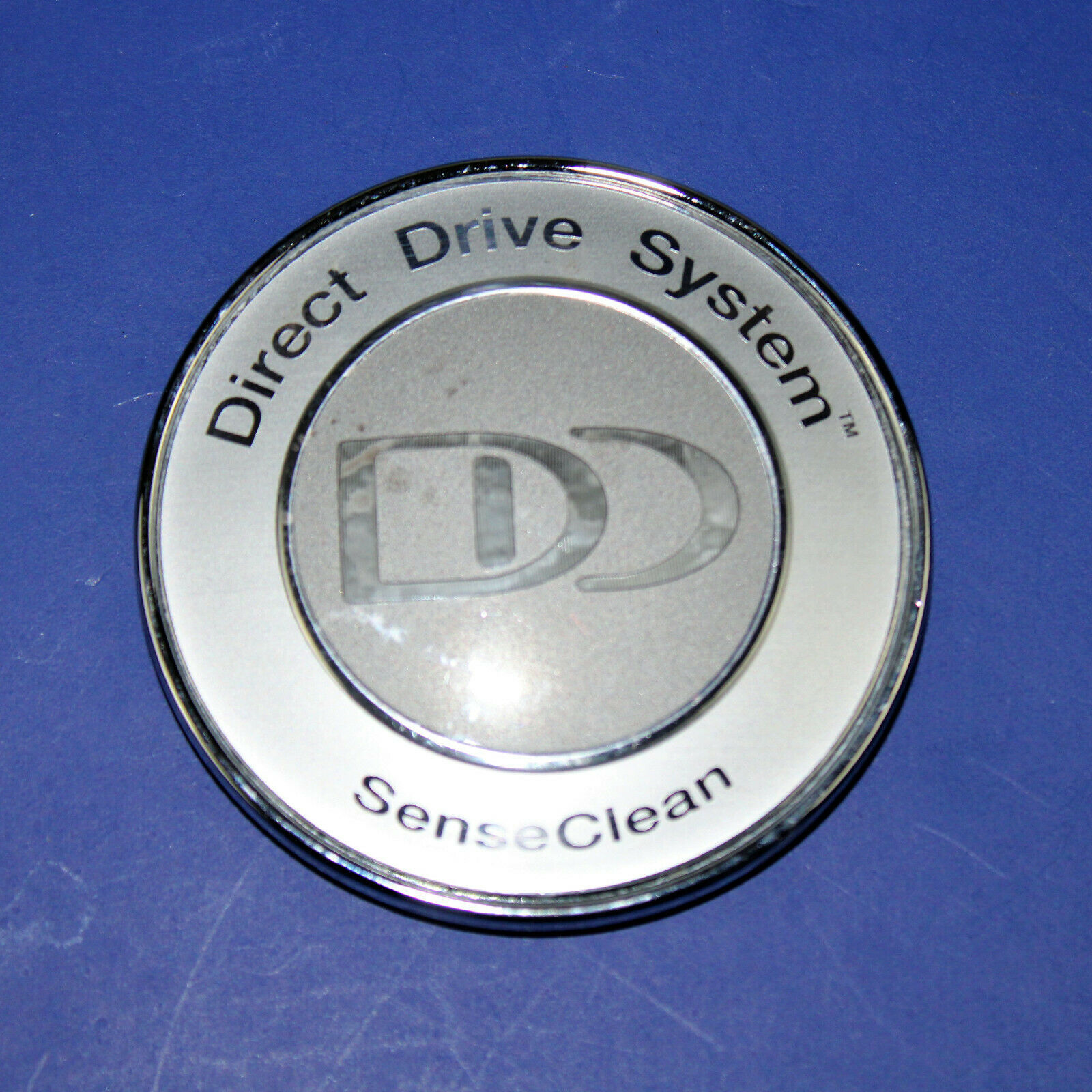 Primary image for LG Washer : Direct Drive Name Plate (3847ER3001C) {P4838}