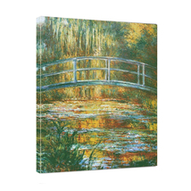 The Japanese Bridge by Claude Monet -Canvas Art Wall Decor-Gallery Wrapped - $29.90+