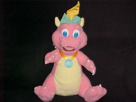 """12"""" Cassie Plush Toy Poseable Arms & Pocket Dragon Tales By Playskool 1999 - $24.74"""