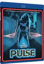 Pulse The Ultimate Shocker (Blu-ray Disc, 1988) New