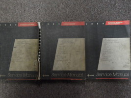 1985 Chrysler Mopar NEW YORKER Service Shop Repair Workshop Manual Set OEM Book - $89.19
