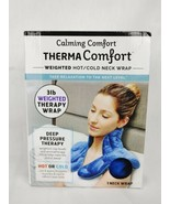 As Seen On TV Calming Therma Comfort 3lbs Hot or Cold Neck Wrap Herbal F... - $22.10