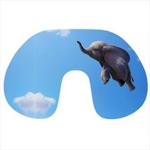 Travel neck pillow inflatable dumbo elephant - $20.00